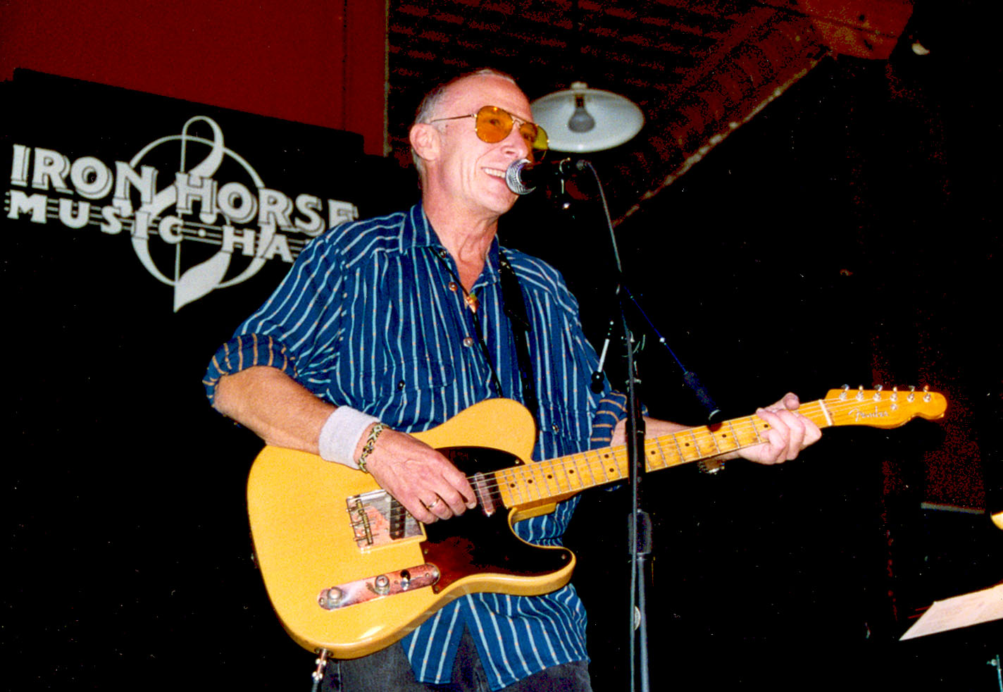 Graham Parker And The Rumour Stick To Me